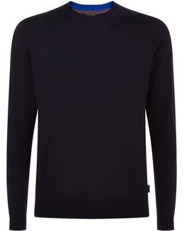 Rettop Crew Neck Sweater