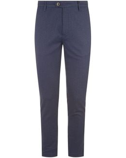 Tosport Slim Cropped Trousers