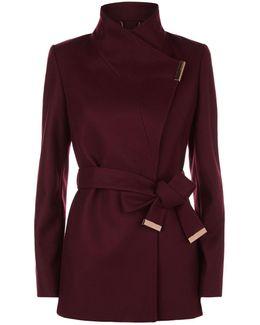 Keyla Wrap Coat