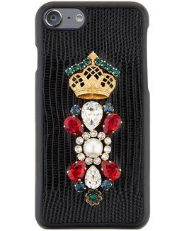 Embellished Royal Iphone 7 Case