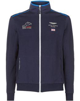 Great Britain Zip-up Racing Jacket