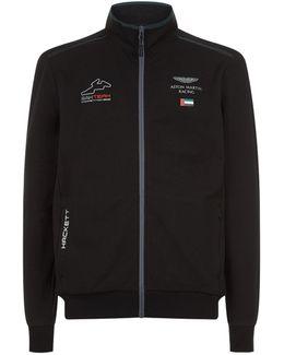Aston Martin Zip Up Jacket
