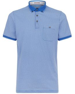Enders Printed Polo Shirt