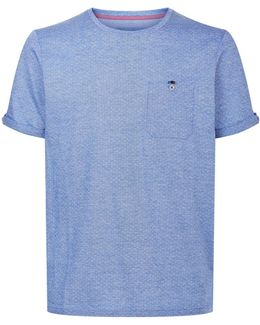 Vue Jacquard T-shirt