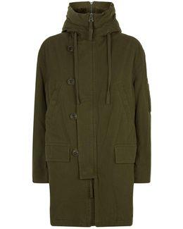 Military Parka Jacket