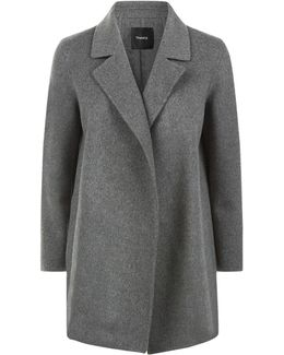 Clairene Cropped Coat