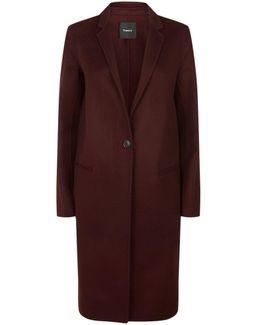 Essential Wool Coat