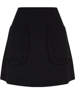 Frill Skater Skirt