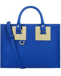 Small Albion East West Tote Bag
