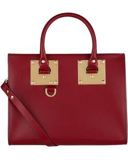 Medium Albion Box Bag