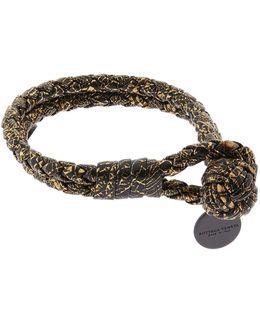 Intrecciato Double Knot Bracelet
