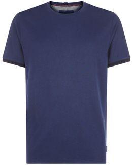 Nanmoon Flat Knit T-shirt