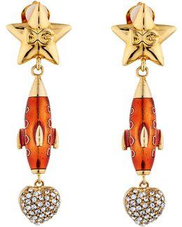 Missile Earrings