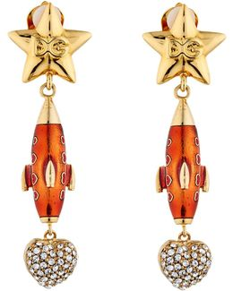 Missile Earrings