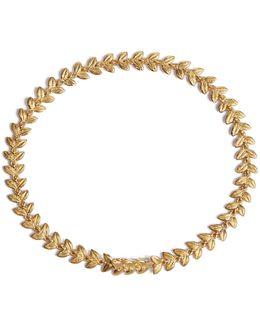 Yellow Gold Vine Bracelet
