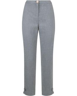Nadaet Textured Trousers