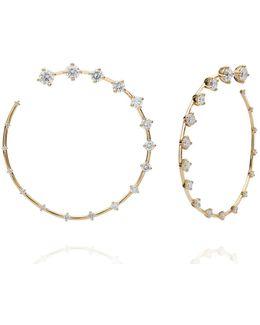 Circle Large Earrings