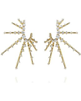 Radiant Spike Earrings