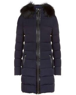 Calla Down Quilt Coat