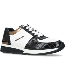 Allie Panelled Sneakers