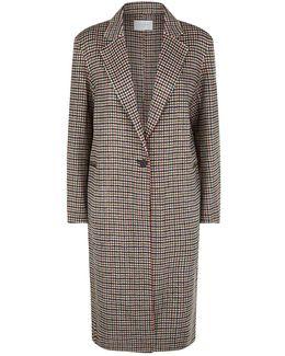 Tattersall Check Coat