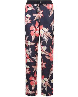 Hidden Cove Floral Trousers