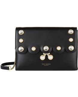 Saraa Pearl Cross Body Bag