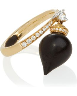 Touch Wood Ebony Ring