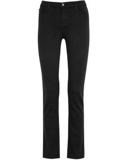 Maria Black Straight-leg Jeans