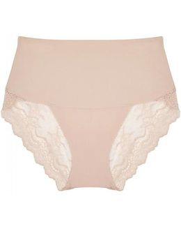 Undie-tectable Shaping Almond Briefs