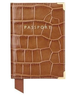 The Passport Cover