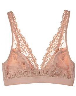 Embrace Lace Rose Soft-cup Bra - Size 36