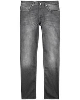 Slimmy Luxe Performance Slim-leg Jeans - Size W30