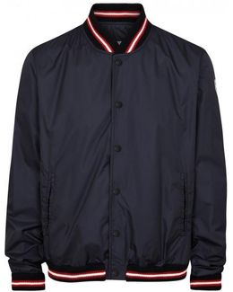 Dubost Navy Shell Jacket - Size 4