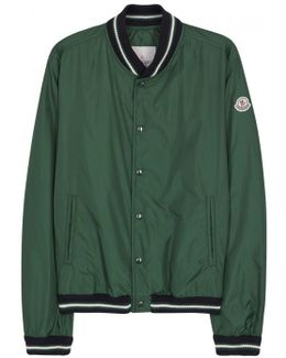 Dubost Green Shell Jacket - Size 4