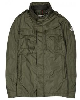 Jonathan Olive Shell Field Jacket