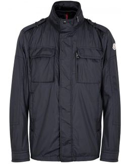 Jonathan Navy Shell Field Jacket - Size 4