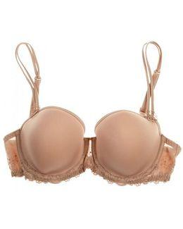 Delice 3d Blush Contour Bra - Size 34e