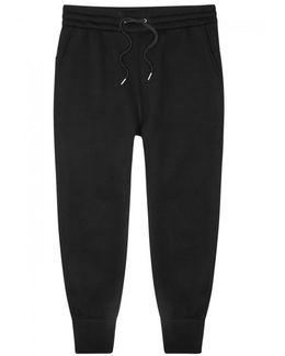 Black Modal Jogging Trousers