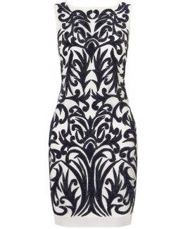 Embellished Cocktail Dress