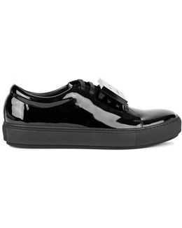 Adriana Patent Leather Trainers