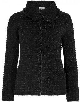 Black Fil Coupé Jacket