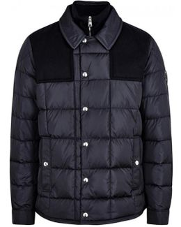 Clovis Quilted Shell Jacket