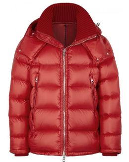 Pascal Quilted Shell Jacket