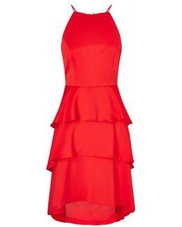 Charmeuse Cocktail Dress