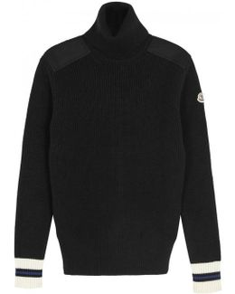 Maglione Ribbed Wool Jumper