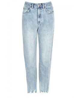 Chlo High-rise Straight-leg Jeans