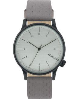 Winston Concrete Watch
