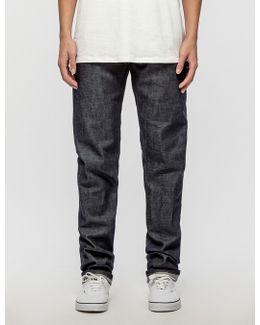 New Standard Selvedge Denim Jeans