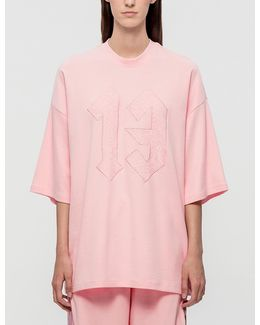 Fenty By Rihanna Oversized Ss T-shirt